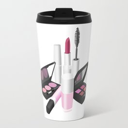 Make Up Set Travel Mug