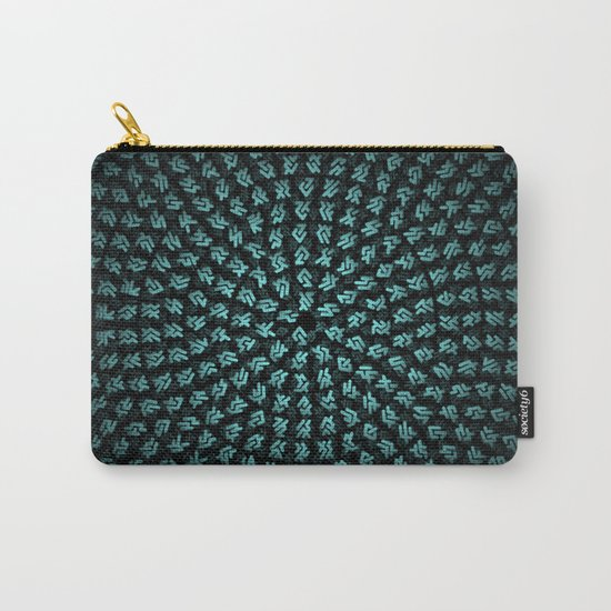 Alien's writing Carry-All Pouch