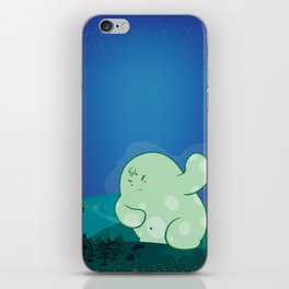 Revenge of the forest guardian iPhone Skin