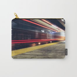 Traveling on Light Streams Carry-All Pouch