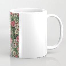 Vintage Rose Pattern Mug