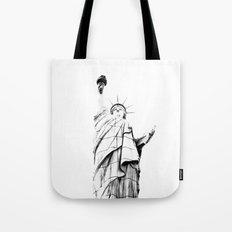 Lady L. Tote Bag