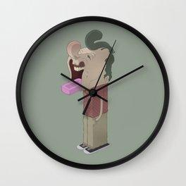 The Dispenser Wall Clock