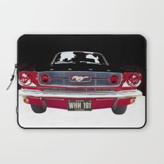 Vintage Mustang Classic Car Laptop Sleeve