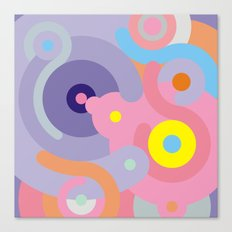 Modern Baroque Canvas Print