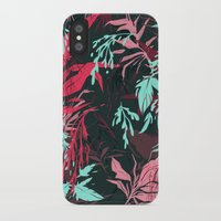 jungle iPhone & iPod Cases featuring Jungle by theroyalbubblemaker
