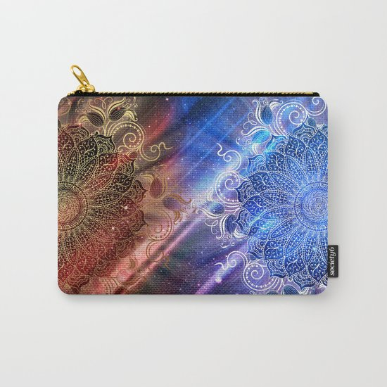 Mandala - Mighty fire & ice Carry-All Pouch