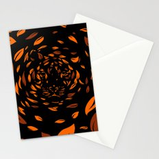 In The Leaves Stationery Cards