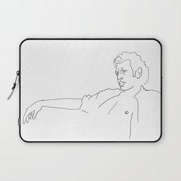Jeff Goldblum Laptop Sleeve