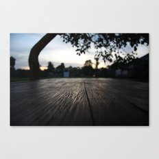 TIPTOP Canvas Print