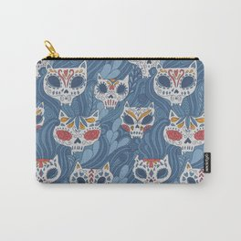 Calavera Cats Carry-All Pouch