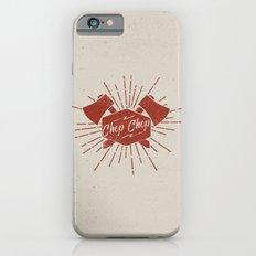 CHOP CHOP iPhone 6s Slim Case