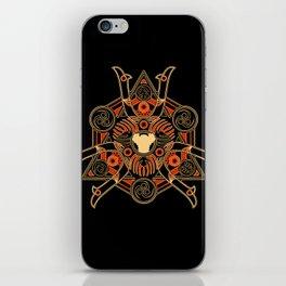 Yojimbo fayth iPhone Skin