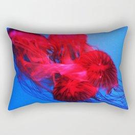 Underwater Ballerinas Rectangular Pillow