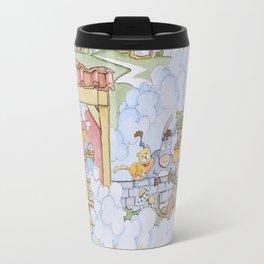 I musicanti di Brema Travel Mug
