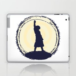 Stone Lady Laptop & iPad Skin
