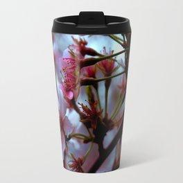blooming in New england Travel Mug