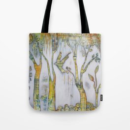 Be Still and All Will Rise Tote Bag