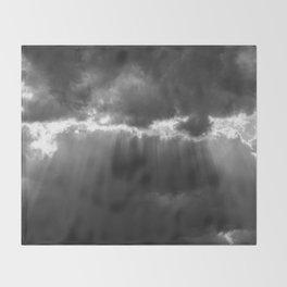 Black Light Throw Blanket