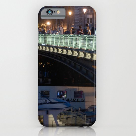 Paris by Night III iPhone & iPod Case