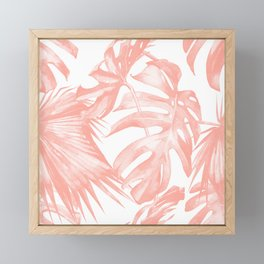 Vacay Framed Mini Art Print