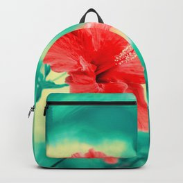 Tropical Exuberance II Backpack