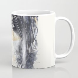 Odette by carographic, Carolyn Mielke Coffee Mug