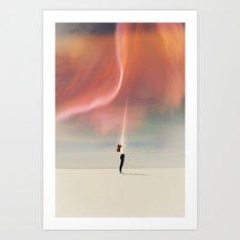 In Reach Art Print