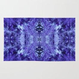 Purple I Rug