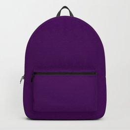 Very Violet ~ Royal Purple Backpack