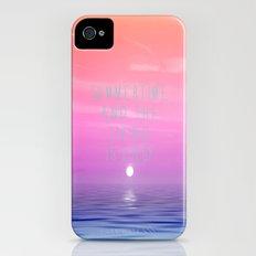 Summertime iPhone (4, 4s) Slim Case