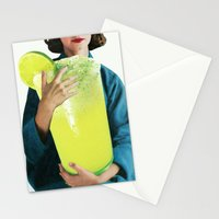 MARGARITA Stationery Cards