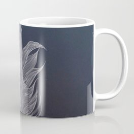 ..and then whats left is your arrow. Coffee Mug