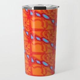Warrior Tatoo Travel Mug