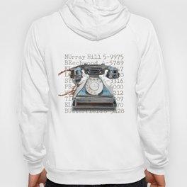 Vintage Telephone Hoody