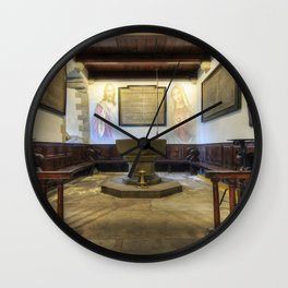 The Narthex Wall Clock