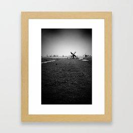 Zaanse Schans 2 Framed Art Print