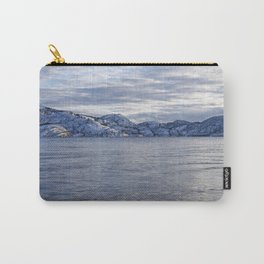 Lake Okanagan Carry-All Pouch