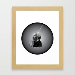 George MacDonald Framed Art Print