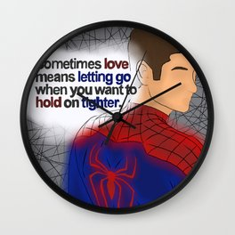 Amazing Love Wall Clock