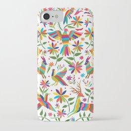 Mexican Otomí Design iPhone Case