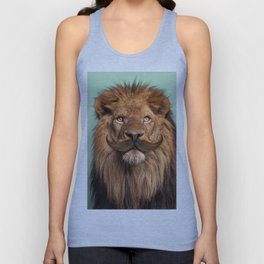 BEARDED LION Unisex Tank Top