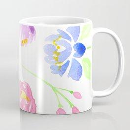 Peonies All Around Coffee Mug