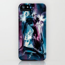 "GENTIAN ""Truth and Vision"" iPhone Case"