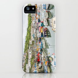 Mevagissey - Habour iPhone Case