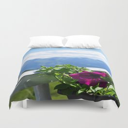 photography Duvet Cover