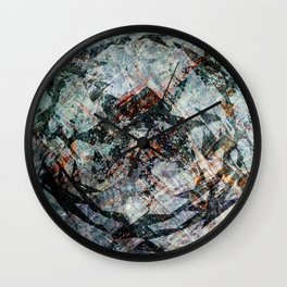iDeal - Chaos Theory - Slate Wall Clock