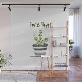 Hugs Please? Wall Mural