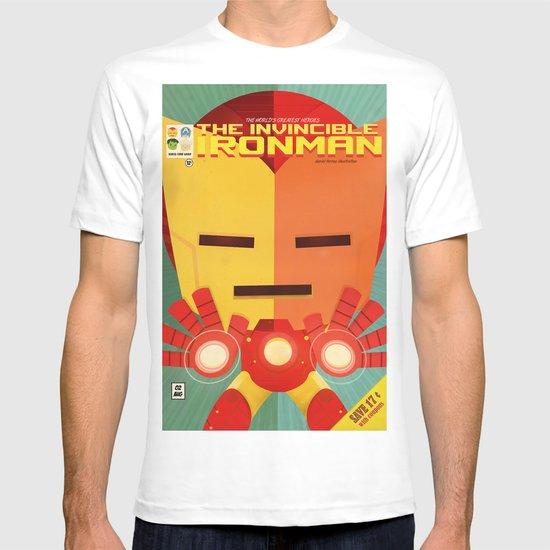 ironman fan art T-shirt