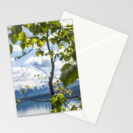 Leave(s) Me Be Stationery Cards
